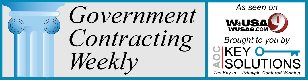 Government Contracting Weekly Logos